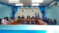 Primeira Sessão Ordinária da Câmara Municipal de Parecis